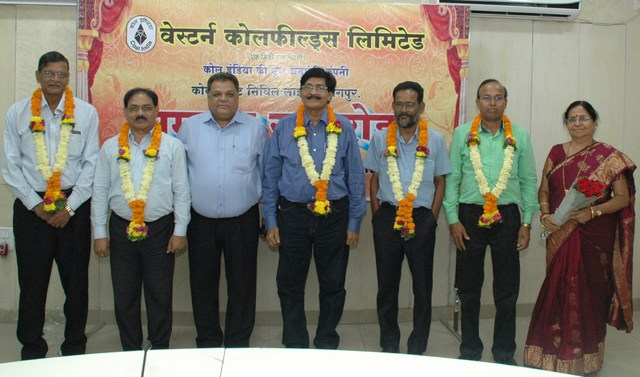 Honors Ceremony Organized in WCL for Retired employees