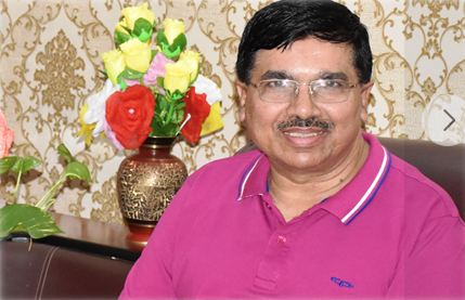 Shri BN Shukla CMD tested positive for COVID-19 infection