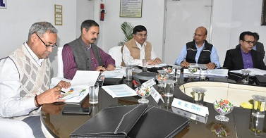 Chairman CIL and additional secretary moc review MCL