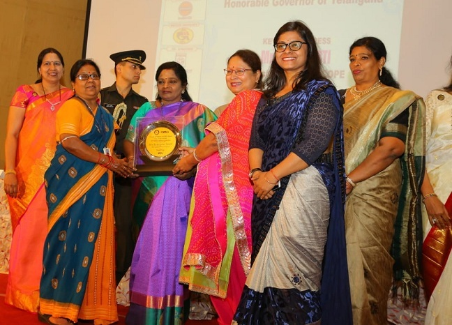 MCL wins 1st prize for WIPS