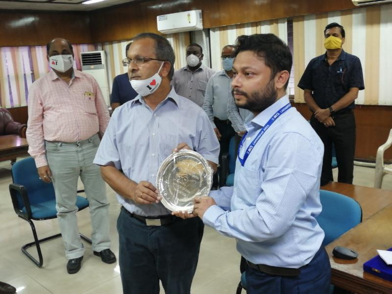 Coal Ministry Awards MCL Lakhanpur Area for Swachhta Contribution