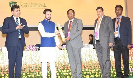 MECL has been awarded with the National CSR Award 2019