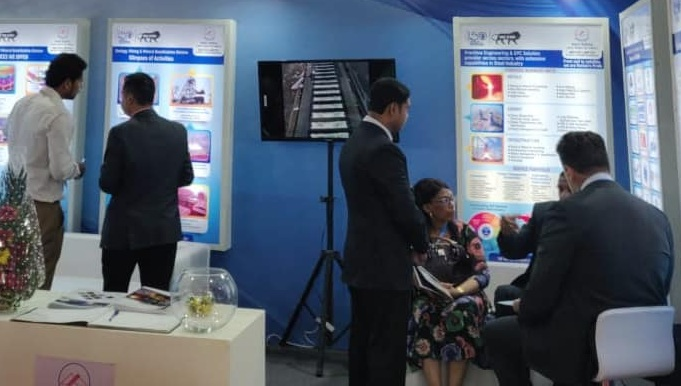 MECON participated in International Mining Equipment Minerals and Metals Exhibition