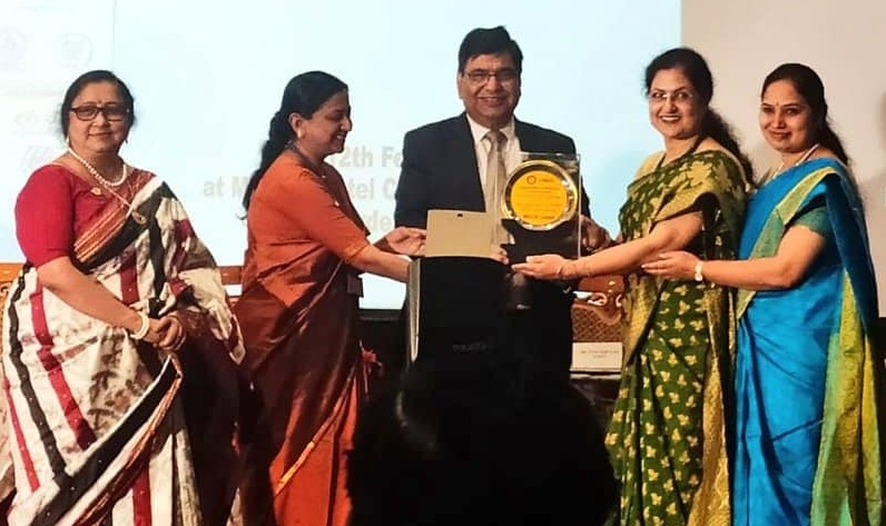 MECON conferred with recognition of WIPS activities award