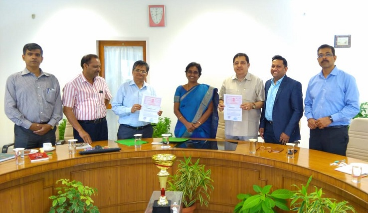 CWC Signed MOU with MANGE