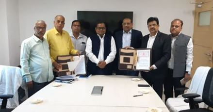 NBCC Conferred The Global Safety Award 2020