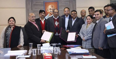 NBCC and NSL signed MoU with NDDB