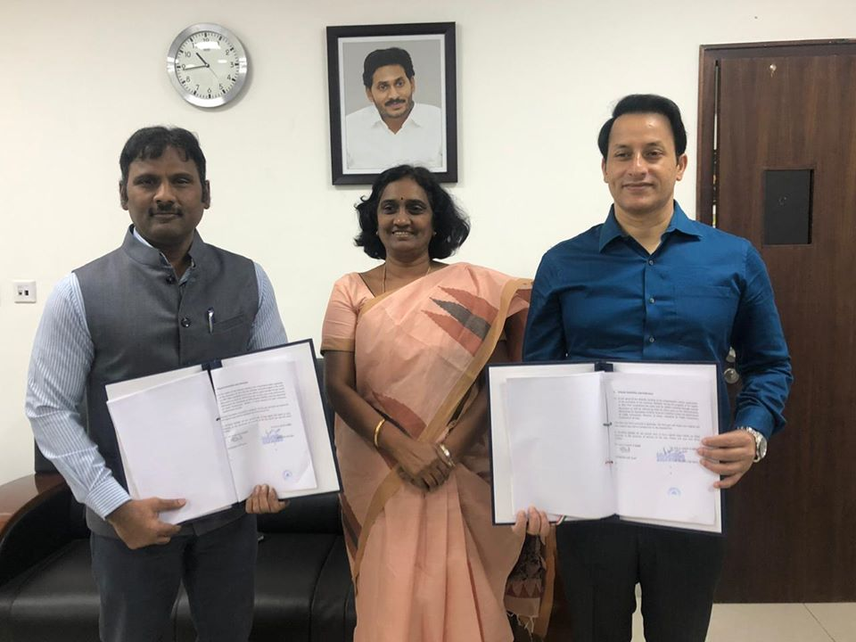 NBCC Signs MoU with Govt of AP for Land Parcel Monetization