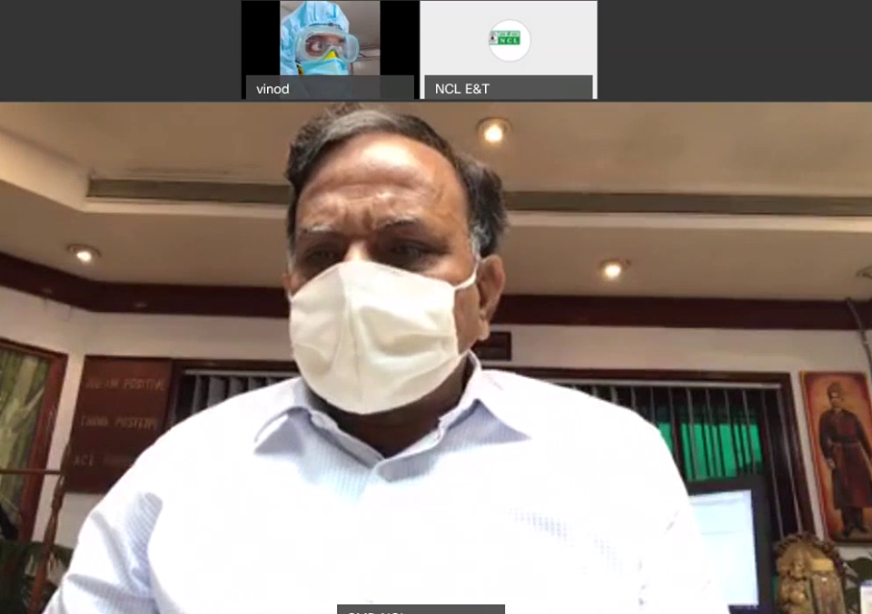 NCL CMD directly connected with Nehru Hospital
