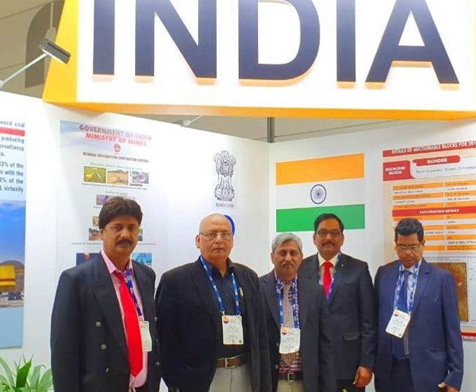 Northern Coalfields Limited IMARC-2019 in Australia