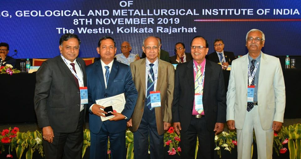 Shri P.K.Sinha CMD NCL addresses Asian Mining Congress