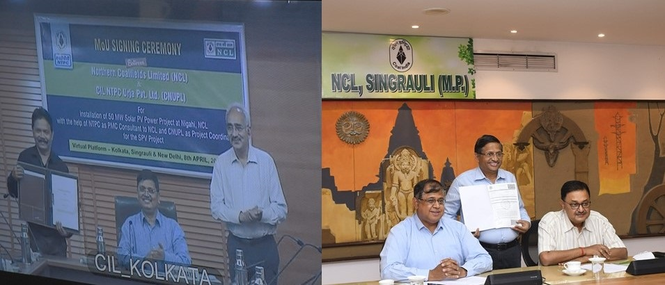 NCL inks MoU with CNUPL, A Historical step towards Renewal