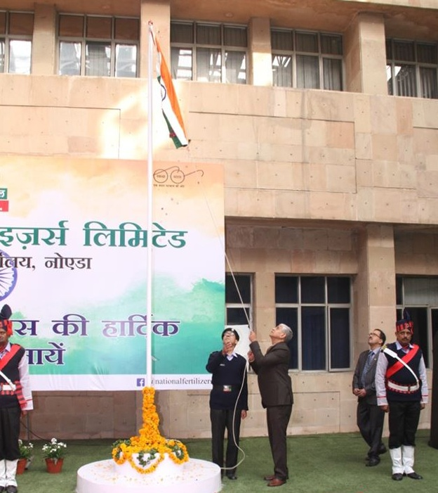 NFL Celebrated 71st Republic Day