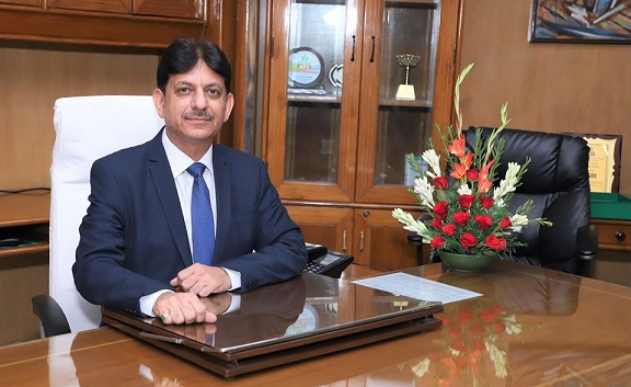 Sh. Yash Paul Bhola takes over as Director Finance NFL