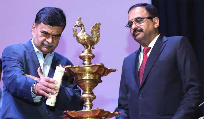 Rajbhasha Award presented to NHPC