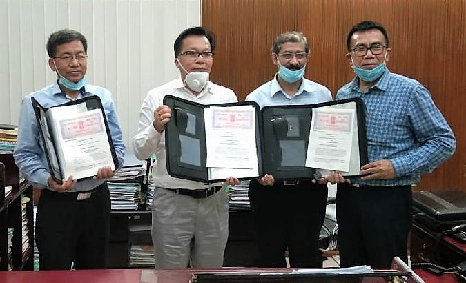 LDHCL signs Power Purchase Agreement with MSPDCL and NHPC