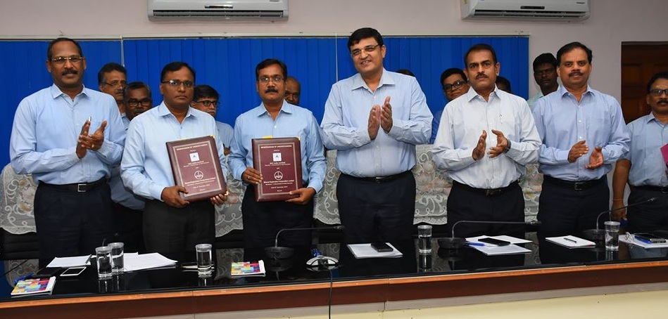 NLCIL inked an MoU with MECL