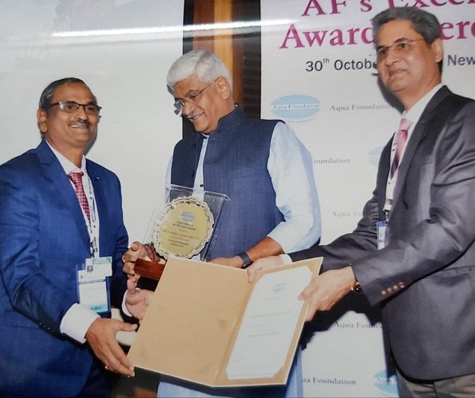 NLCIL - Mine-1 has awarded with the Excellence Award 2019