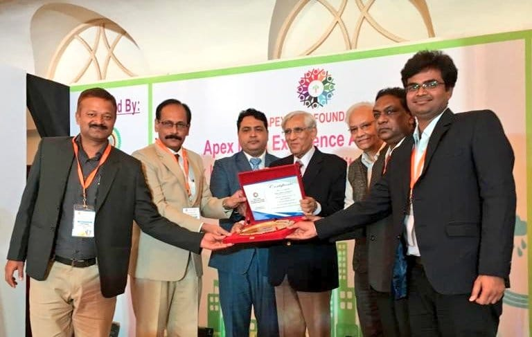 NMDC bagged Platinum and Gold Awards