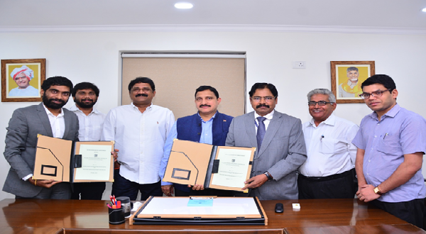 NRDC inks Agreement with Global Business Incubator India Private Limited