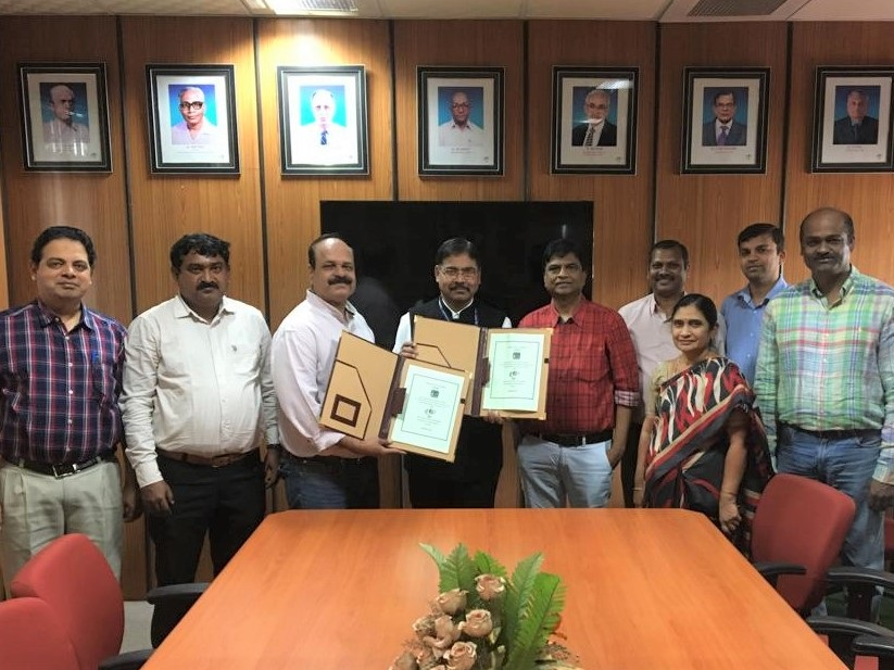 NRDC signed MoU with ICAR