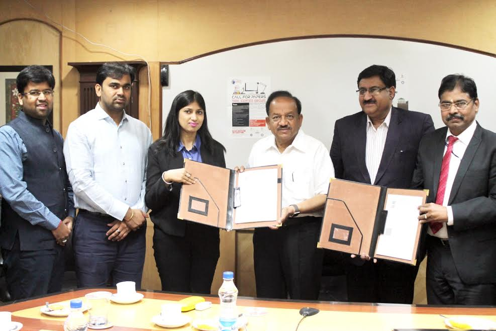 NRDC inks Technology Commercialization Agreement for AYUSH