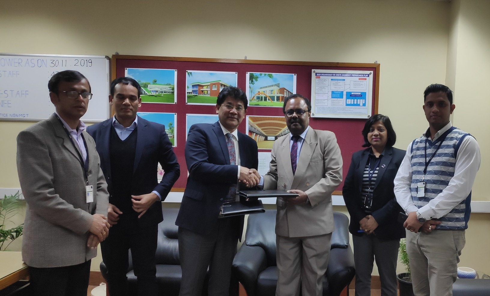NRL signs MoU with Assam Cancer Care Foundation