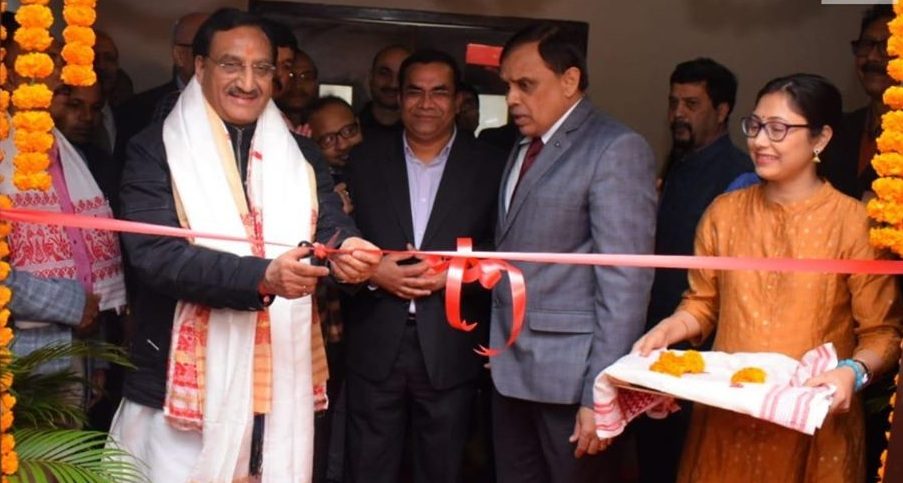 Dr Ramesh Pokhriyal Inaugurated NRL Centre of Excellence