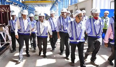 NTPC Employees Told to Work With One Team