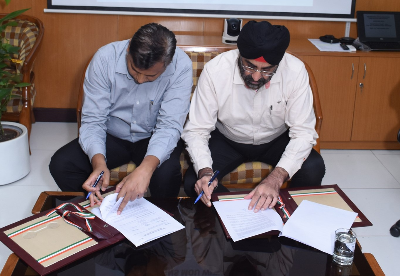 NSIC signed MoU with Steel Authority Of India Limited