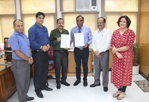 NSIC signs MoU with State Bank of India
