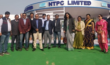 NTPC Pavillion Inaugurated at Kumbh 2019