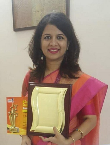 NTPC HR Professional Wins Young HR ICON Award