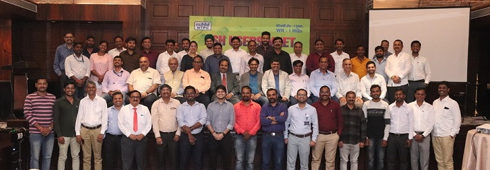 NTPC  WR-I organizes ash users meet at Pune