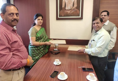 NTPC signed MoU with Govt of Chhattisgarh