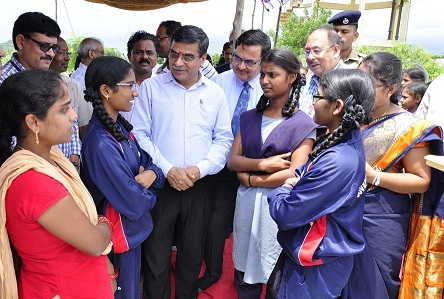 NTPC to Construct Dormitory for Students of KGBV at Kundanpalli
