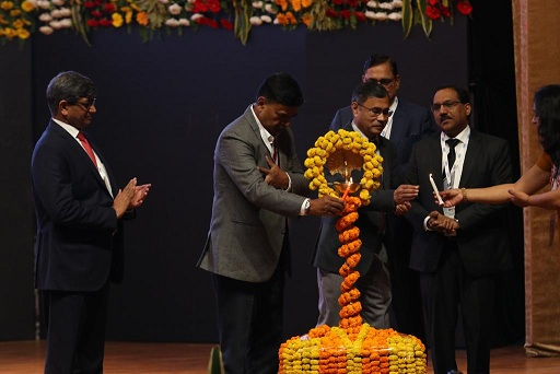 Shri R K Singh Inaugurates NTPC O and M IPS 2020 Conference in Raipur
