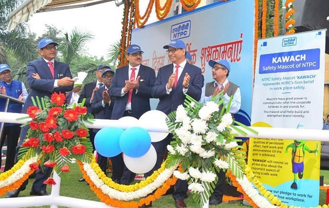 NTPC 45th Raising Day celebrations at Noida