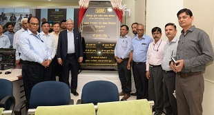 Shri Saptarshi Roy inaugurated 660 MW and 800 MW simulators