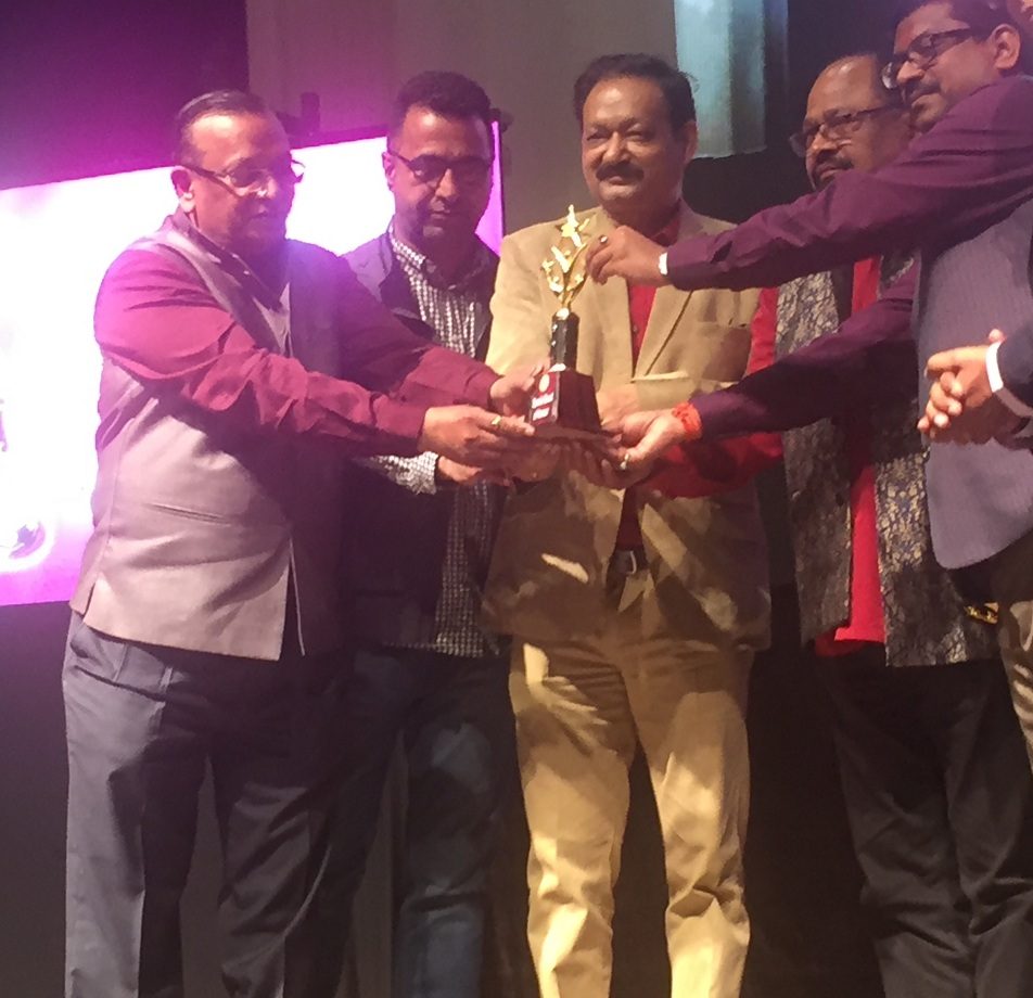 Media Federation of India Excellence Award Organised at New Delhi