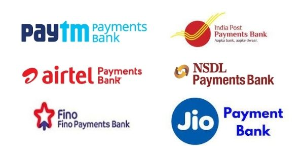 RBI allows Payment banks deposits to 2 lakh per individual