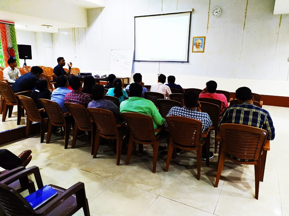 PDIL conducted An Internal Training Session