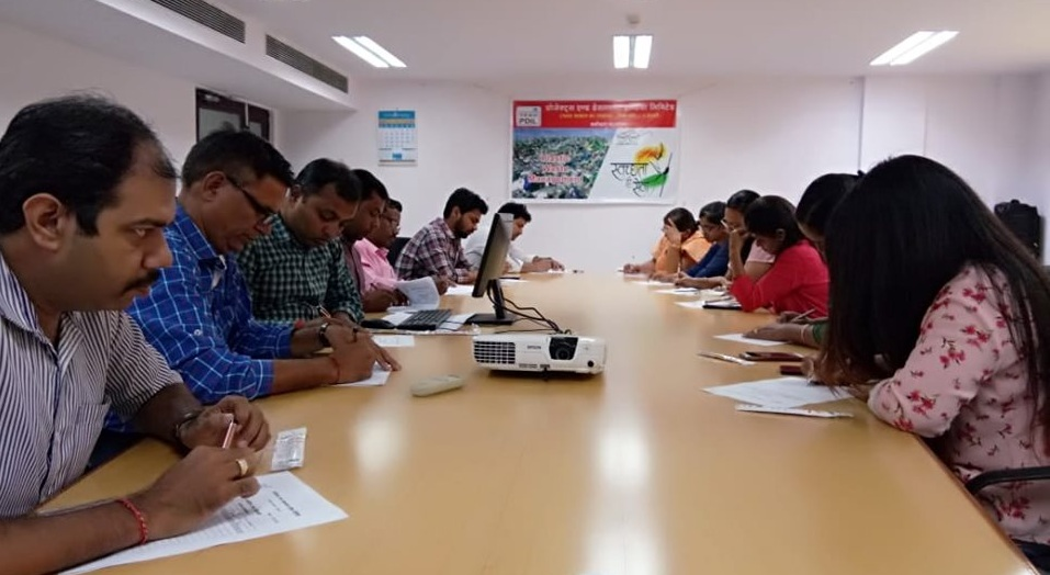 PDIL organized Slogan Writing competition at Vadodara