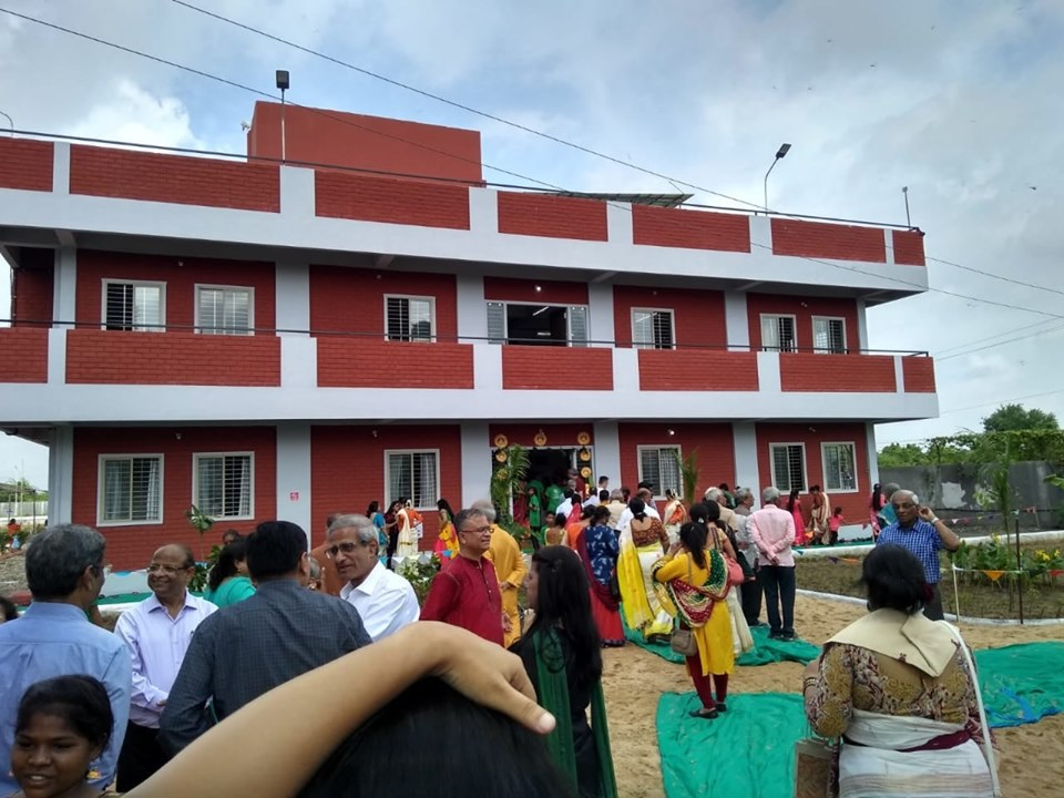 Projects and Development India Ltd opened  Pathshala Hostel