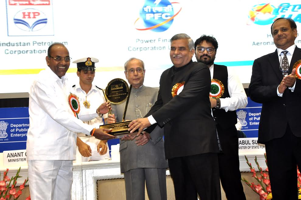 PFC receives SCOPE Meritorious Award Gold Trophy for Good Corporate Governance