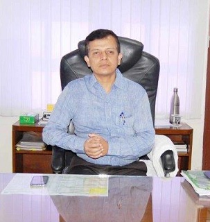 Shri Partha Sarthi Sen Sharma take over as CMD of PDIL