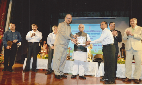 Rajbhasha TOLIC award presented to HSCL
