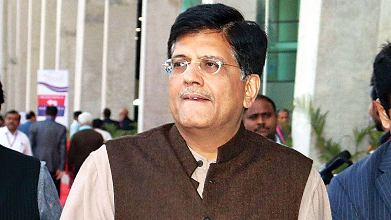 Railways to Hire 4 Lakh Employees Says Piyush Goyal