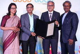 POWERGRID has been Conferred with ET 2 GOOD Rating