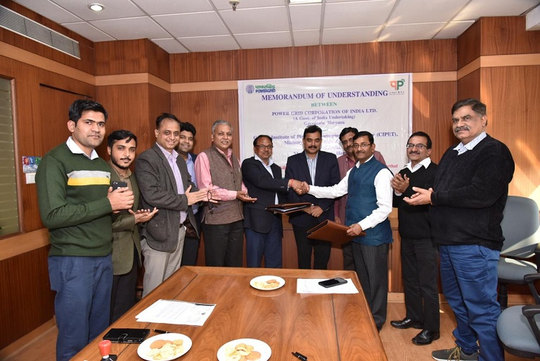 POWERGRID signs MoU with CIPET
